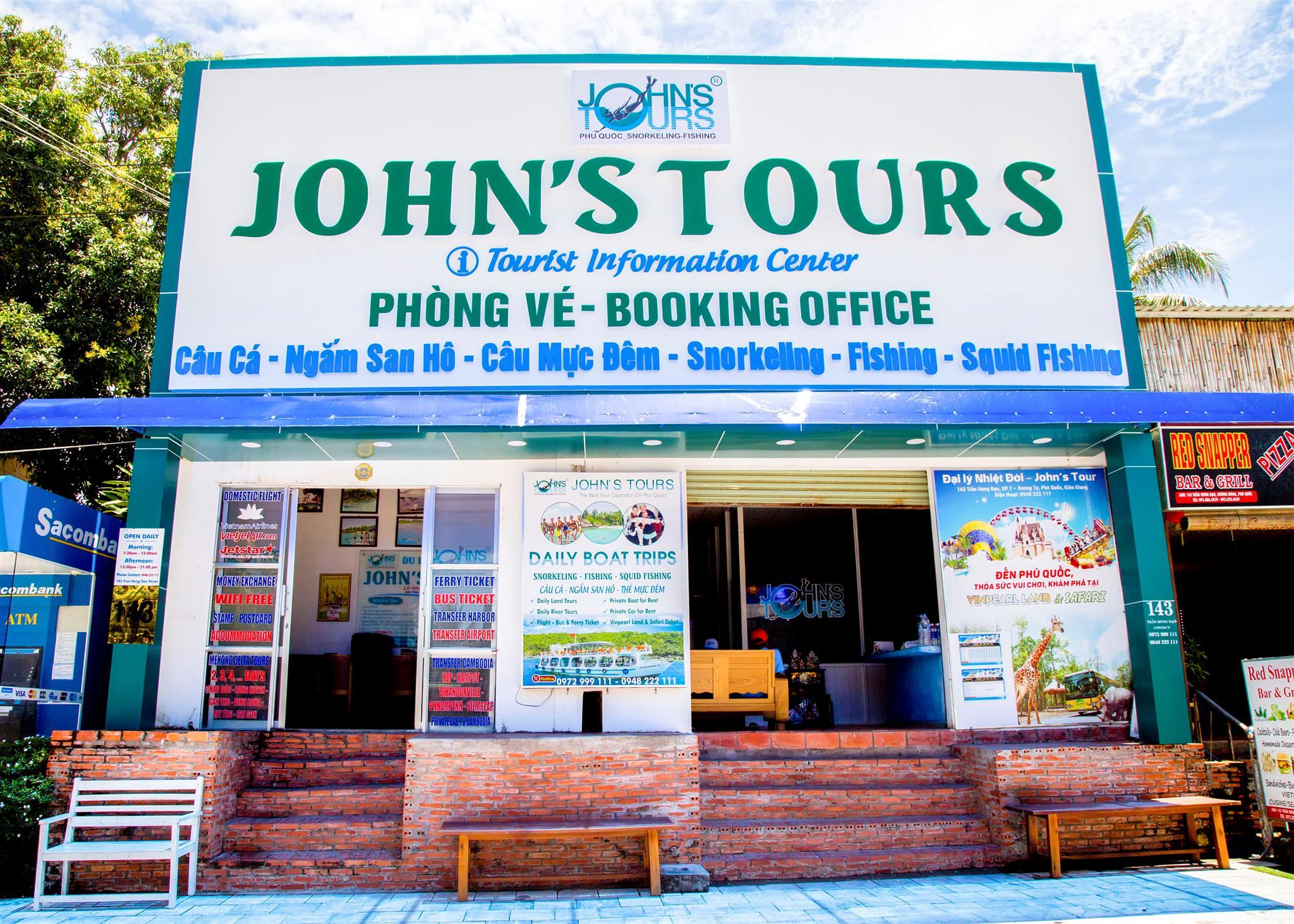 Giới thiệu về John's Tours