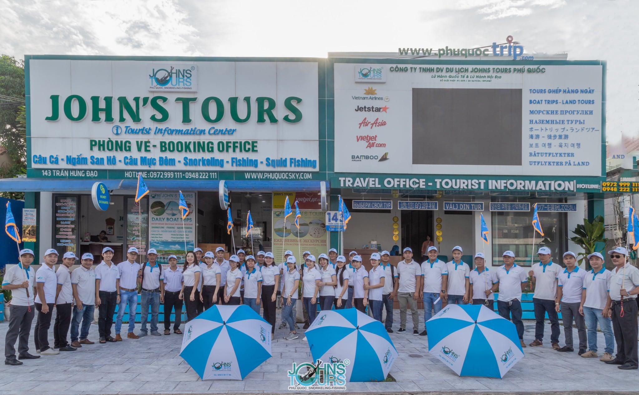 John's Tours Phú Quốc