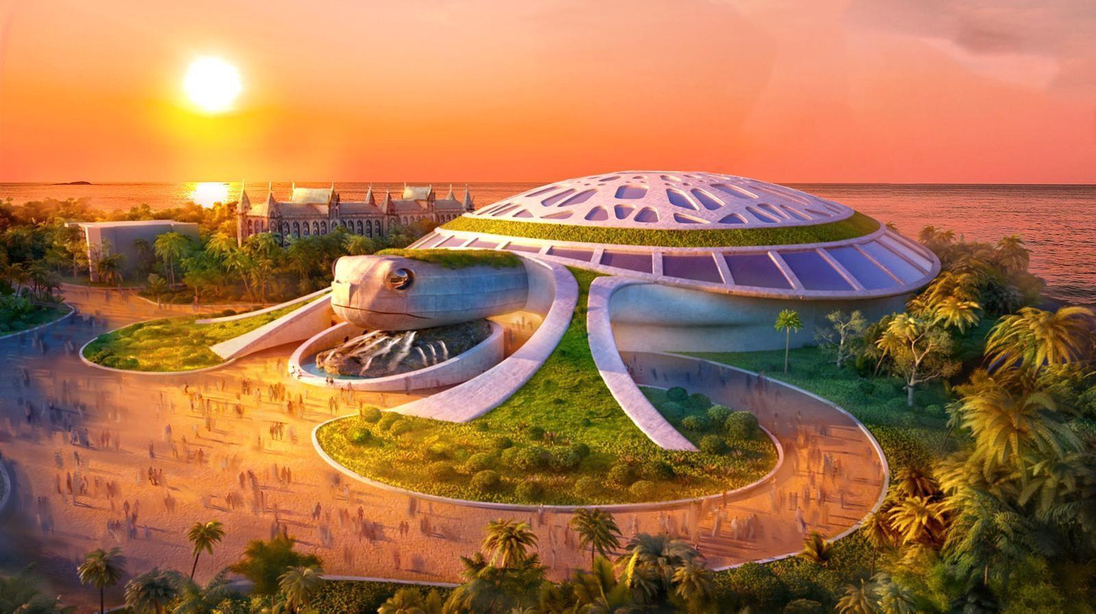 Công viên chủ đề lớn nhất Việt Nam - Vinwonders Phú Quốc