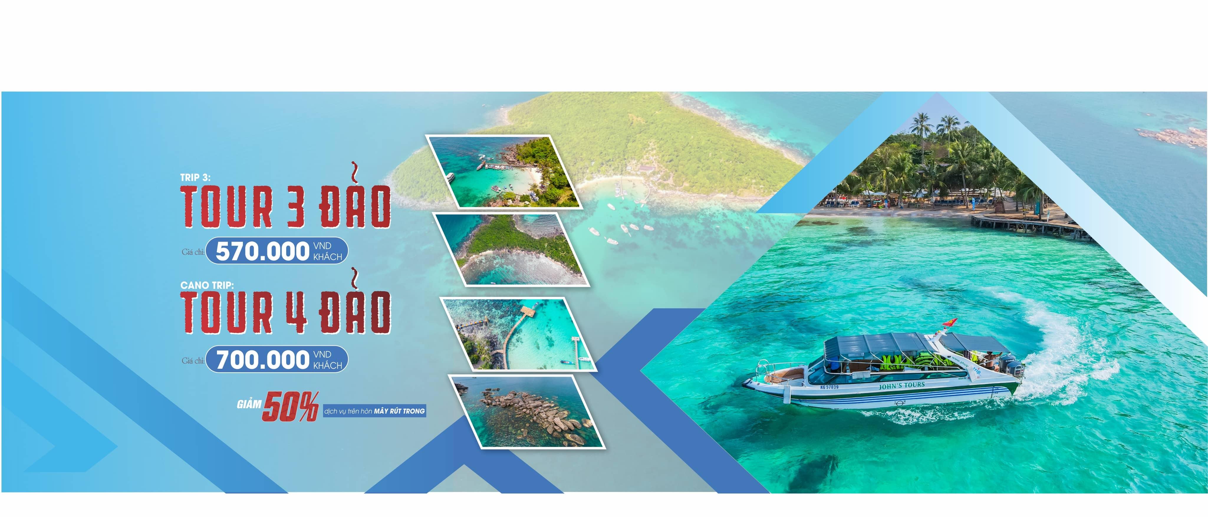 Du lịch Phú Quốc Combo khuyến mãi 2021