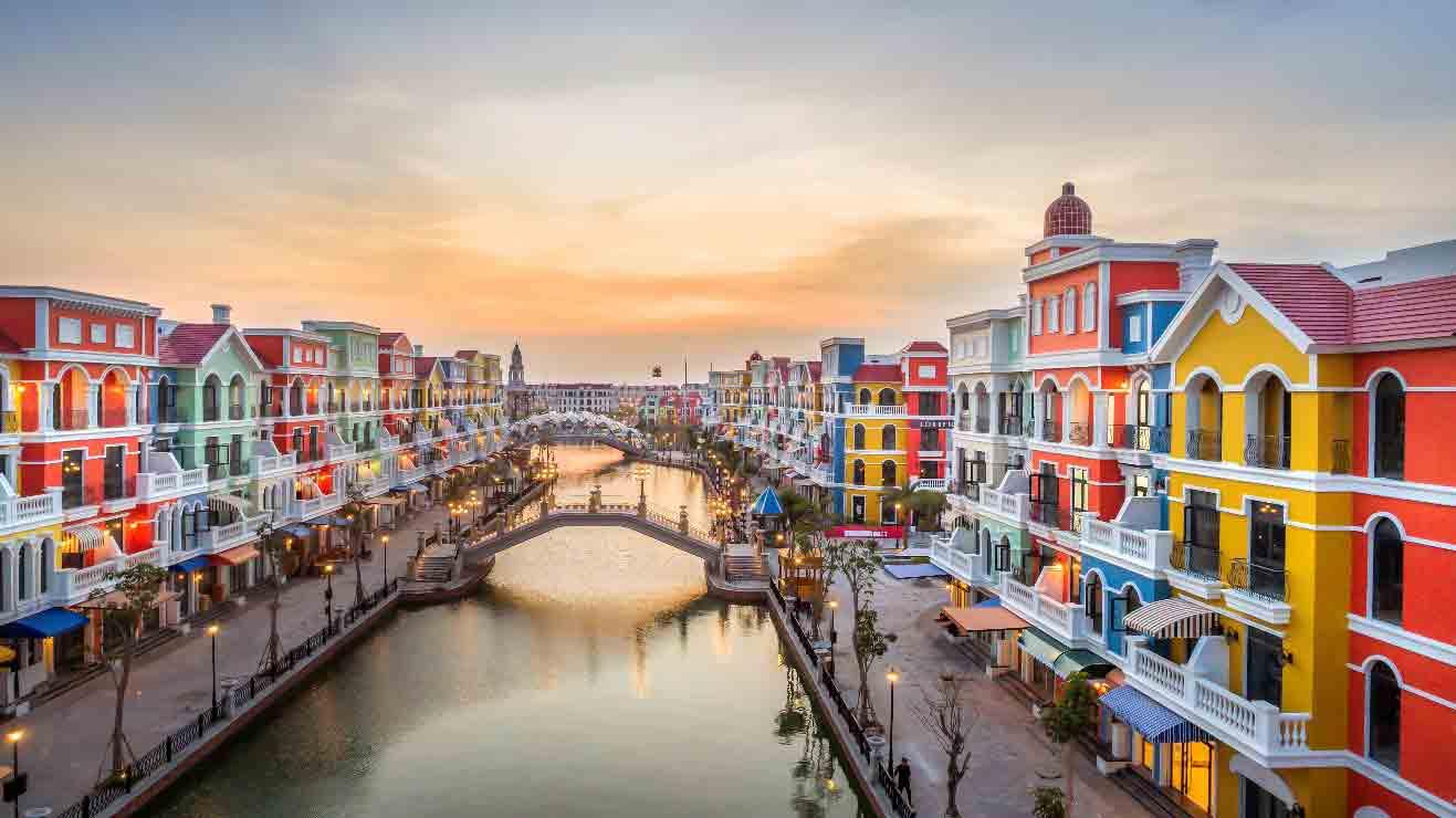 Siêu quần thể du lịch PHÚ QUỐC UNITED CENTER mang tầm quốc tế
