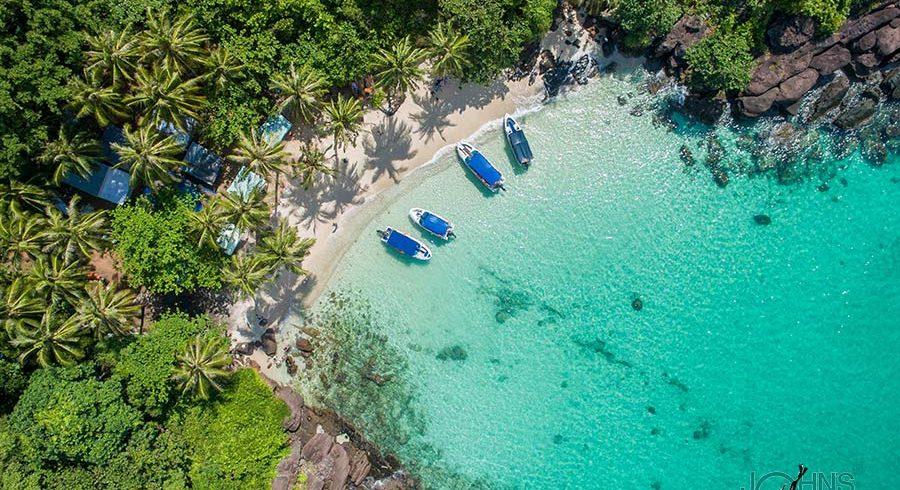 Package 1: SAO BEACH - SUỐI TRANH WATERFALL- SNORKELING & FISHING