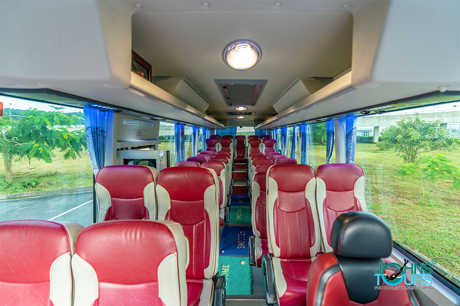 Private car 34 seats
