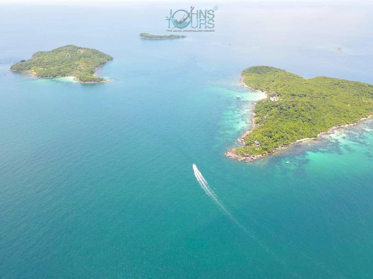 Trip 2 : Fingernail Island or Gam Ghi island & May Rut island