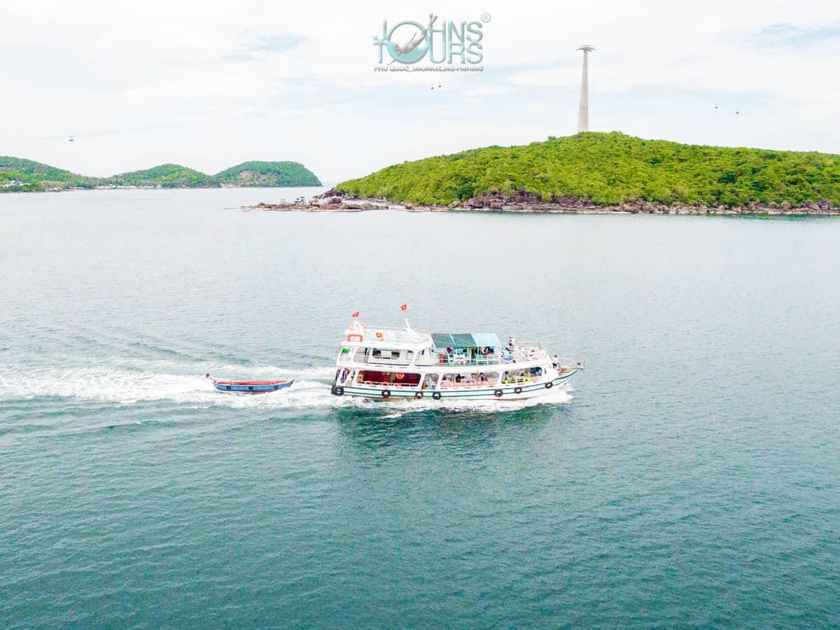 Trip 3 : 3 Island Trip (maximum 30 paxs)